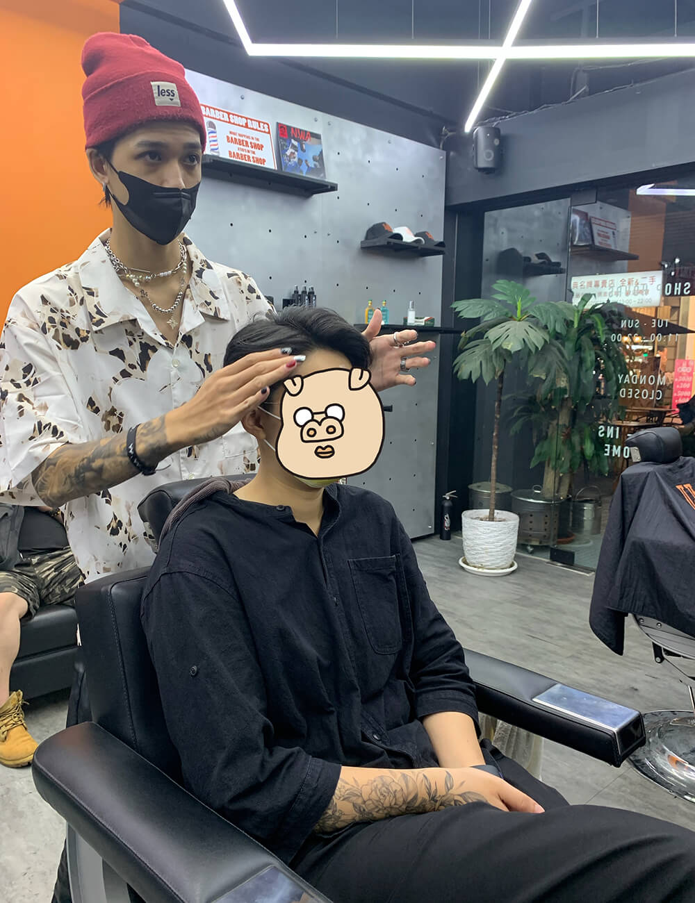 台中男士理髮推薦 超帥個性台中理髮,想要的髮型都給你剪出來